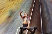 纪实摄影:火车上的少年时光