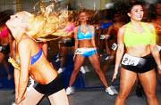 巴尔的摩啦啦队选拔赛美女如云