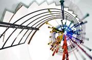 建筑风光:千奇百怪的螺旋梯