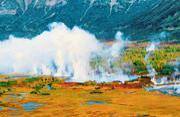 冰与火的王国:俄罗斯的间歇泉谷