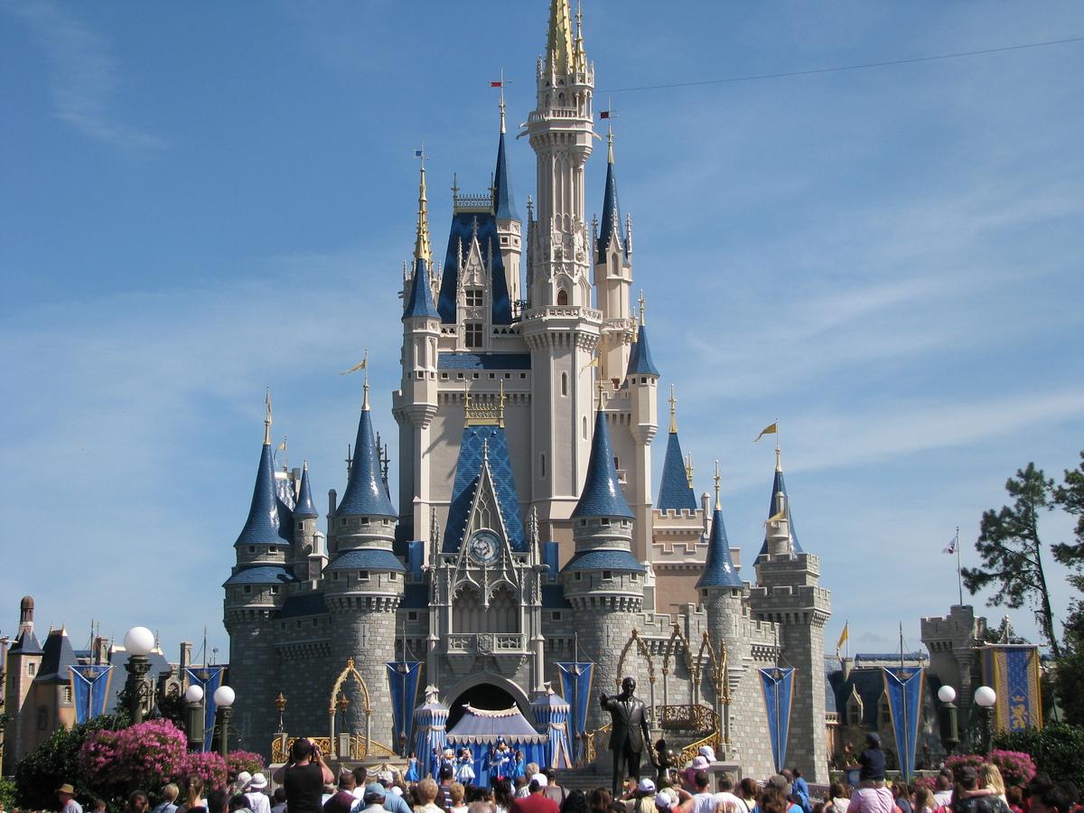 美国人最爱的家庭旅游景点_旅游_环球网