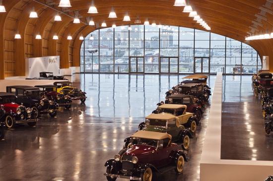 塔科马勒梅汽车博物馆领衔旅行新时尚