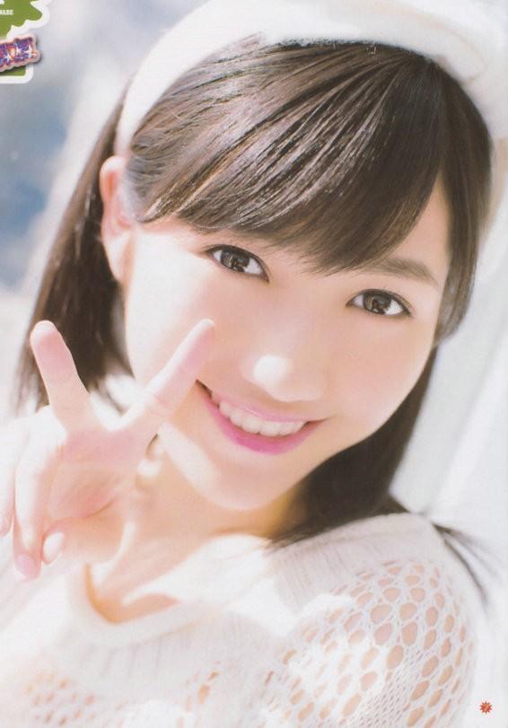 社会资讯_AKB48选拔报名开始 渡边麻友参选自信满满_娱乐_环球网