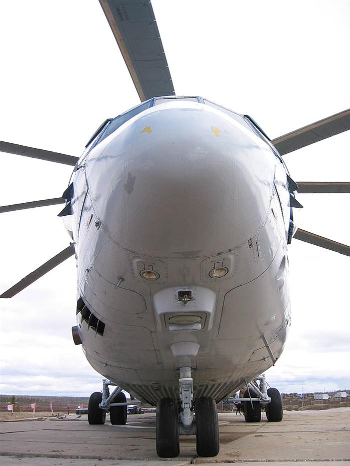 米 26直升机_世界现役最大直升机内部详解_军事_环球网