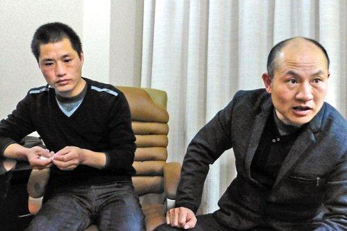 浙江叔侄强奸冤案:前妻登门找张高平索赔