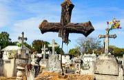 探秘波多黎各墓地文化