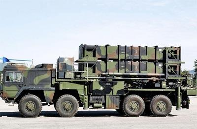 韩国靠爱国者导弹防卫本国的天空
