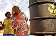 生活在核阴霾下的澳大利亚土著人