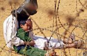 伊拉克战争十周年最感人照片
