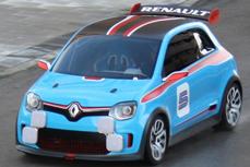 雷诺全新微型概念车