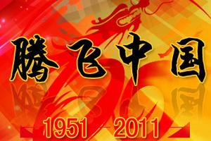 庆祝中国航空工业60周年