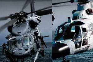 中国造直升机将领舞蓝天