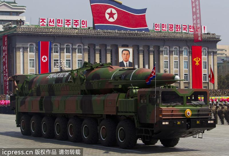 朝鲜警告日本勿妄动 称战争火花或最先溅到日