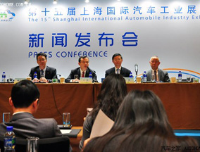 上海车展组委会:禽流感对车展无影响