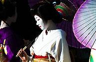 Arif Iqball:日本艺妓的浮世掠影