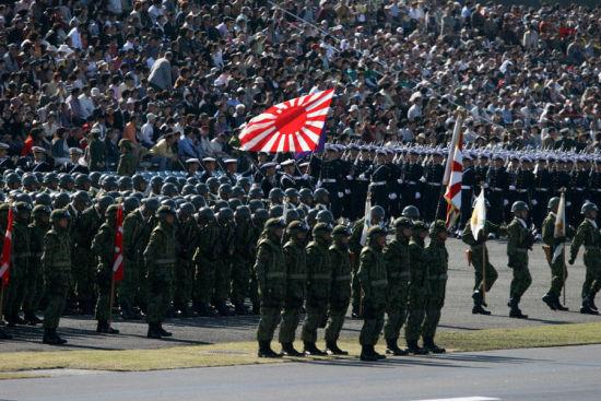 日媒称600名日本自卫队员娶中国女子为妻图