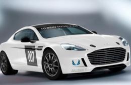 阿斯顿·马丁Rapide S氢混动力车将首发