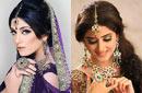 印度美艳新娘神秘面纱
