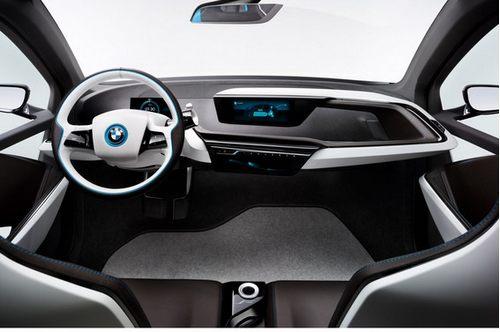 宝马i3电动车7月接受预定 起价合33万图片