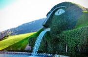 地球上16个造型奇特的喷泉