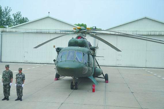 盘点解放军在雅安地震后出动的先进特种装备