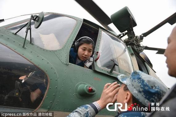 陆航专家解释雅安地震解放军直升机救灾难题