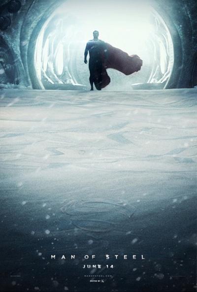 军事资讯_《超人:钢铁之躯》曝影迷自制海报引关注_娱乐_环球网