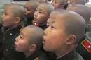 朝鲜少年兵照片罕见曝光