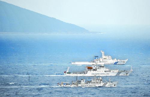 中日上演钓鱼岛拦截战 或是攻守易势的里程碑
