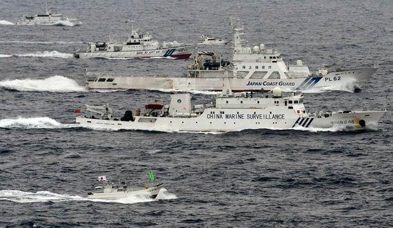 """中国应重拾对""""小日本""""的藐视 日抗华是绝路"""