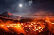 风光摄影:俄罗斯火山