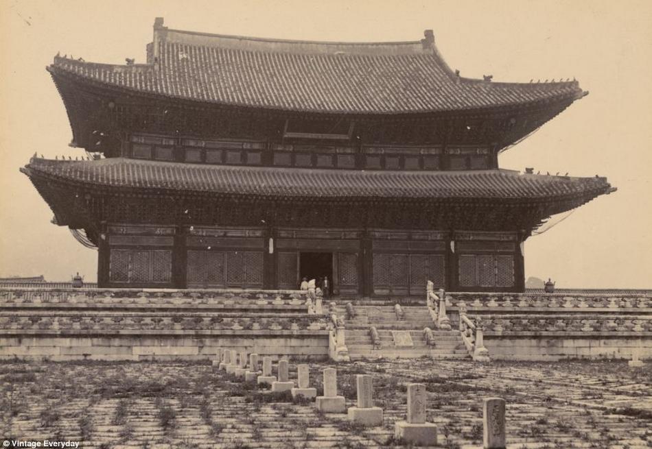 朝鲜 世纪末/19世纪末20世纪初朝鲜老照片曝光(6/22)...