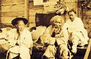 19世纪末20世纪初朝鲜老照片曝光