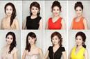 2013韩国小姐候选人出炉