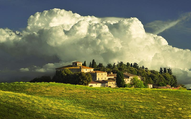 社会资讯_意大利托斯卡纳的风光大片_旅游_环球网