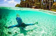 全球最透亮清澈的33处水域