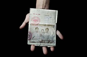 纪实摄影:柬埔寨难民的美国生活