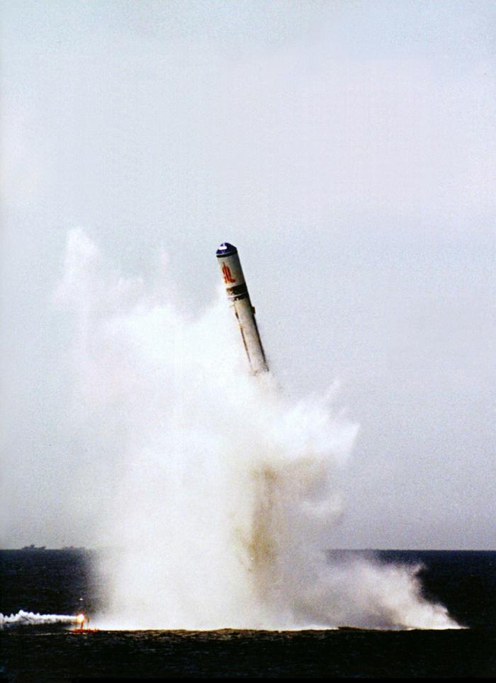 中国首次具备对美国有效的水下战略核威慑
