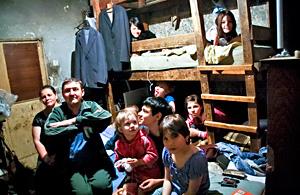 纪实摄影:十个孩子的家庭
