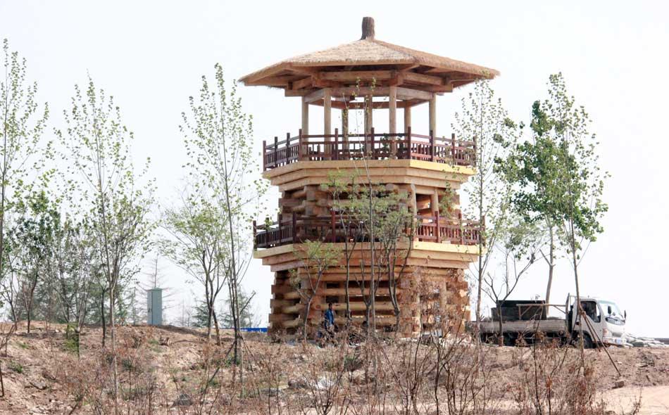 西安/西安浐灞国家湿地公园将开园迎客五一去浐灞感受美景(4/17)