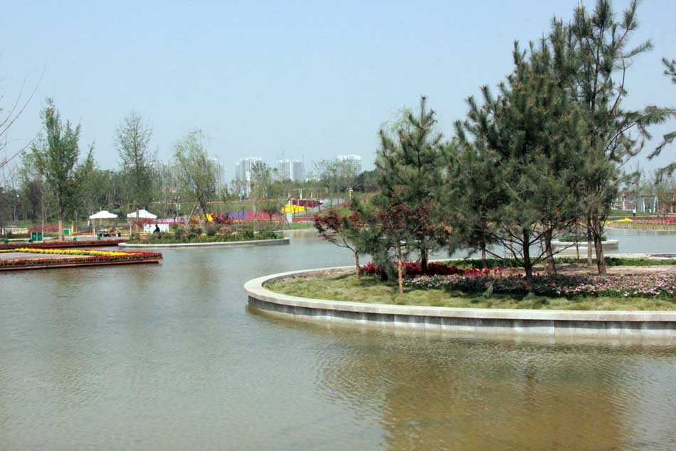 西安/西安浐灞国家湿地公园将开园迎客五一去浐灞感受美景(9/17)