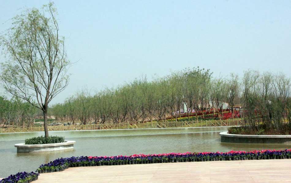西安/西安浐灞国家湿地公园将开园迎客五一去浐灞感受美景(10/17)