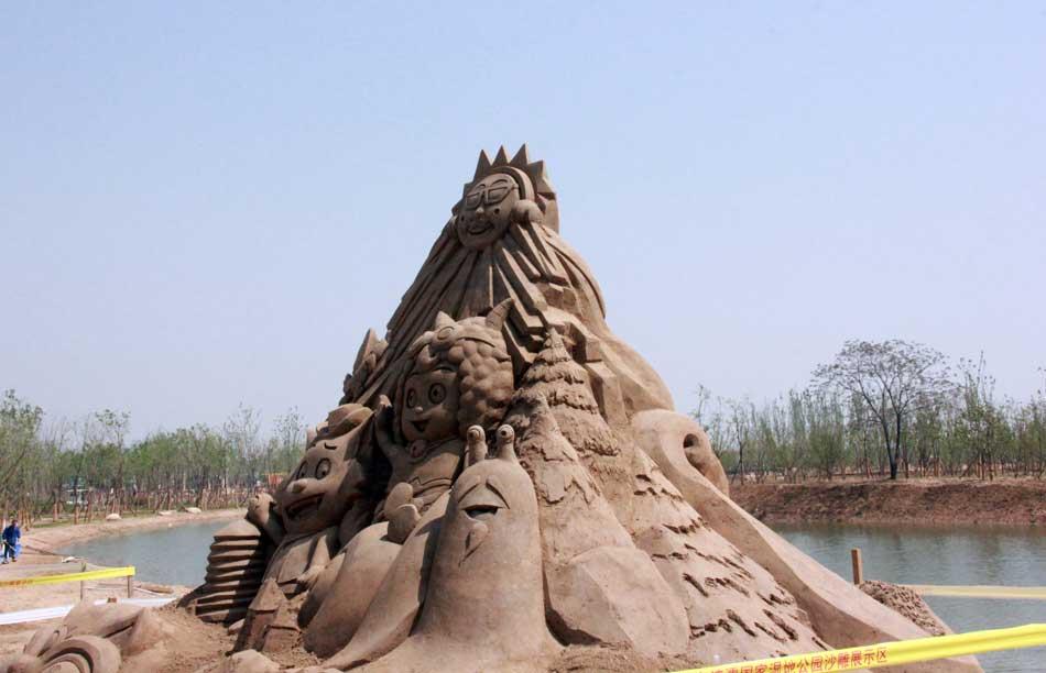 西安/西安浐灞国家湿地公园将开园迎客五一去浐灞感受美景(15/17)