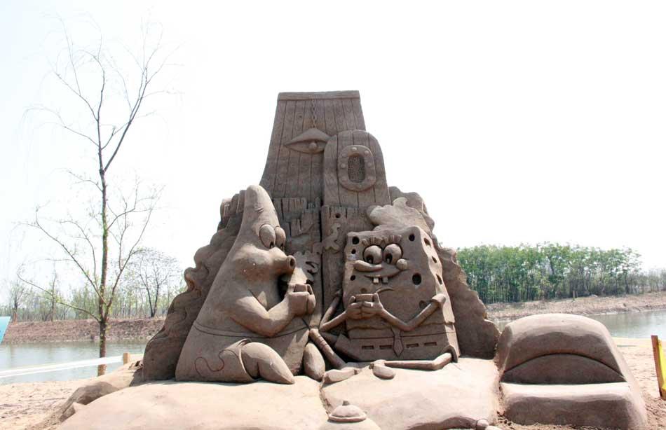 西安/西安浐灞国家湿地公园将开园迎客五一去浐灞感受美景(17/17)