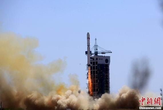 外媒关注中国高分一号升空 弥补北斗导航缺陷