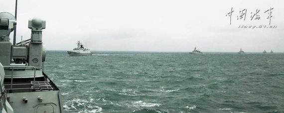 兰德:解放军先进技术令美海军在西太陷危险