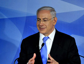 以总理支持就以巴和平协议问题进行公投