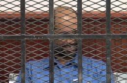 卡扎菲次子出庭受审全程微笑 被控危害国家安全