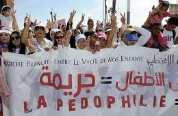 摩民众抗议幼女遭性侵