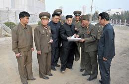 朝鲜建顶级马术俱乐部